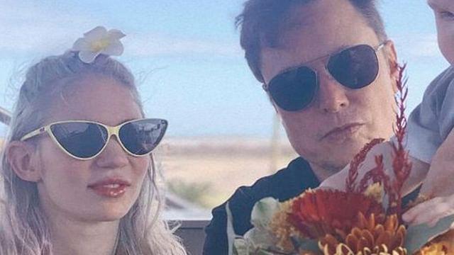 Elon Musk y Grimes se separan luego de tres años