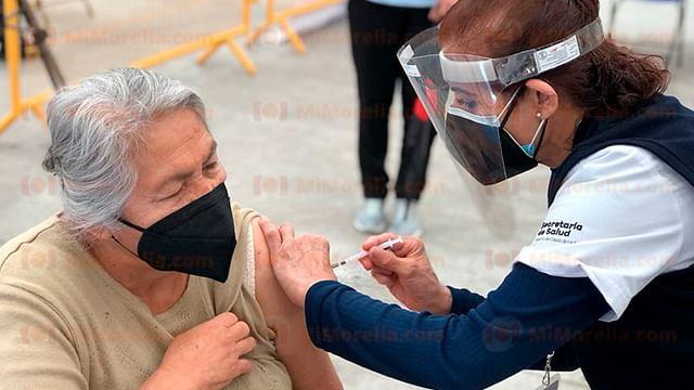 México supera las 100 millones de dosis aplicadas contra Covid-19