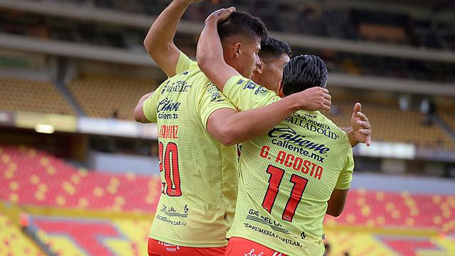 Atlético Morelia le regala triunfo a la afición en su regreso al estadio