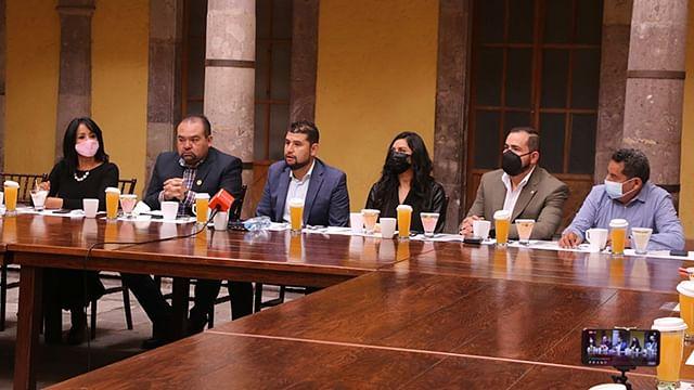 El GPPRD cumplió con los michoacanos en la LXXIV Legislatura Local