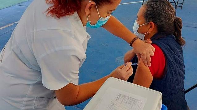 Próxima semana llegarían más vacunas anticovid para Morelia