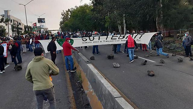 Advierten paro en Telebachilleratos de Michoacán por adeudos