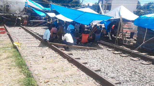 AMLO apuntó que lo único que hacen con este tipo de bloqueos es afectar al pueblo de México