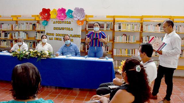 En Lázaro Cárdenas, abrirán Bibliotecas Públicas
