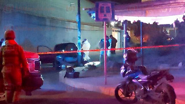 Asesinan a balazos a automovilista, en Morelia