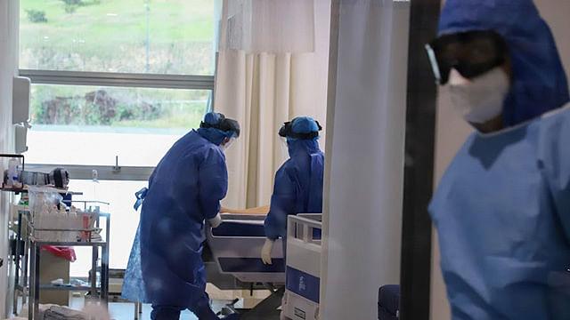 A la baja, ocupación hospitalaria por Covid-19 en hospitales de LC