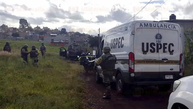 Vecinos hallan cadáver de hombre a metros de sus casas, en Morelia