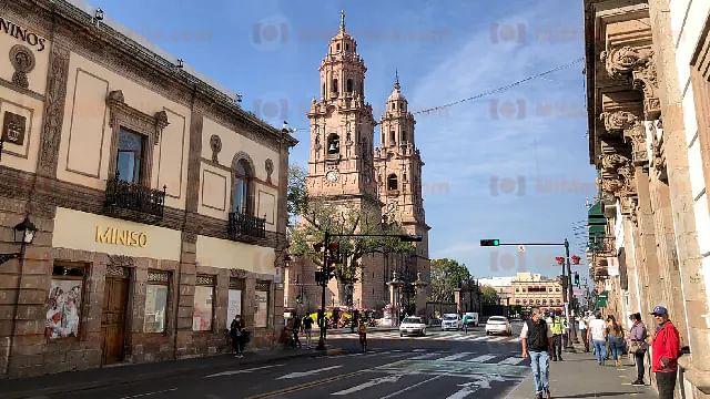 Pronostican lluvias débiles para este domingo en Morelia