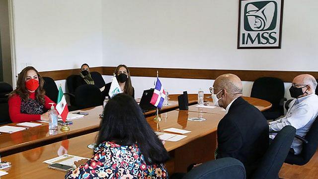IMSS y Consejo de Seguridad Social de República Dominicana intercambiar información