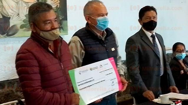 Avanza pagos de servicios ambientales en Michoacán
