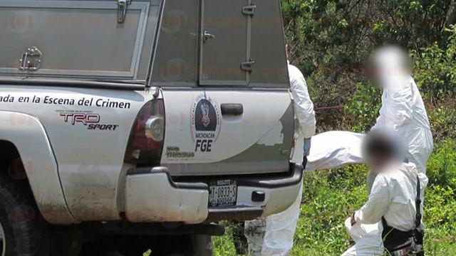 Asesinan a elemento de la Policía Michoacán en Copándaro