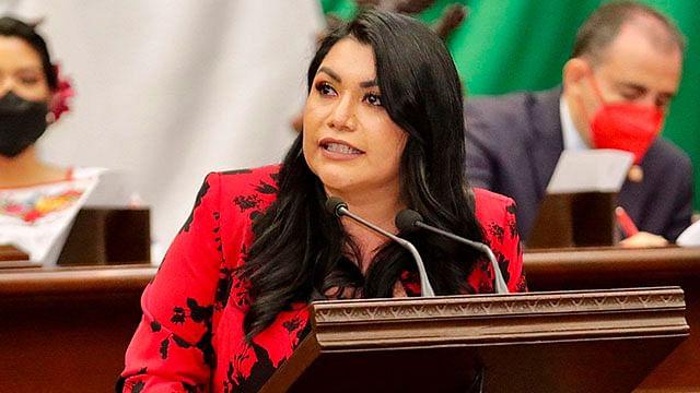 Nuestras primeras propuestas serán reducir los ingresos de los diputados: Brenda Fraga