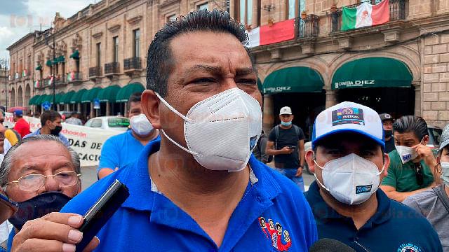 CNTE denuncia hostigamiento para regreso a clases, pese a falta de pago