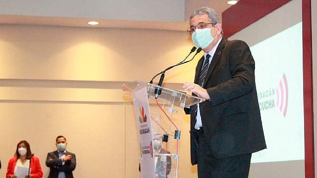 No se puede hacer mal uso de información de la entrega-recepción: Huergo Marín