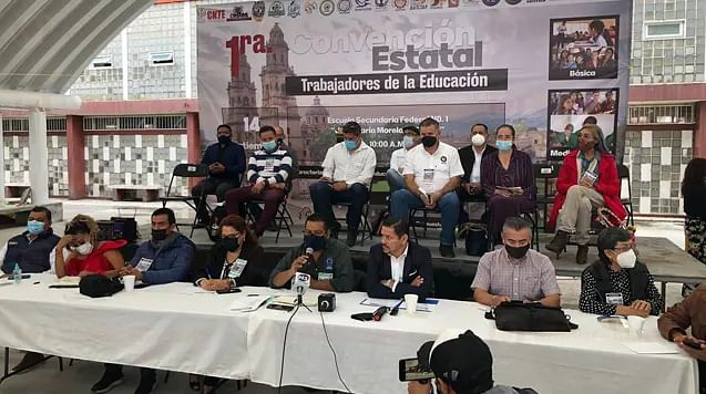 Reitera CNTE: maestros no volverán a clases hasta que se les pague