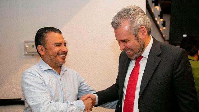 La alianza de la Cuarta Transformación es con el pueblo: Fidel Calderón