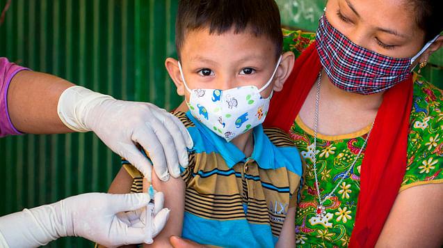 Hay registro de 9 mil 916 casos de contagio en menores de 20 años de edad