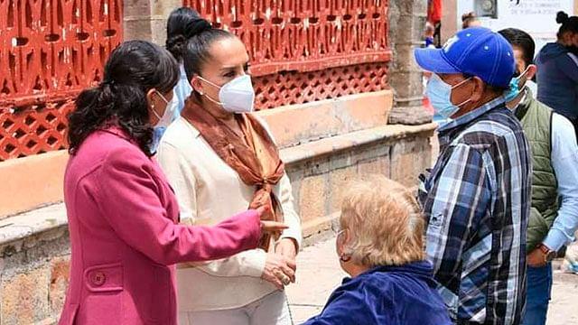 Julieta Gallardo trabaja en agenda para impulsar Puruándiro