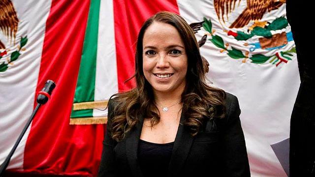 Andrea Villanueva Cano, diputada local del Distrito 11