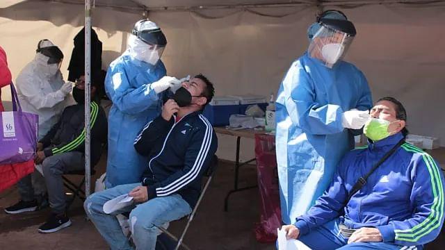 Segundo día con más de 11 mil contagios de Covid-19 en México