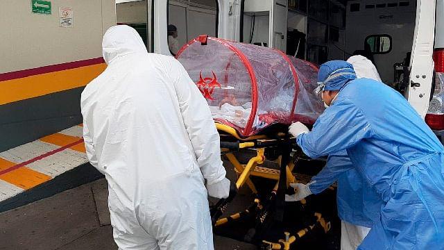 Hay 480 casos nuevos de Covid-19 en Michoacán este jueves