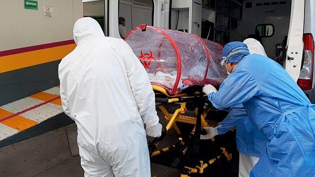 Más de 3 mil contagios de Covid-19 en México en un día
