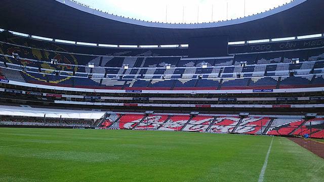 Ganador del palco en el Azteca donará su premio porque no le gusta el futbol