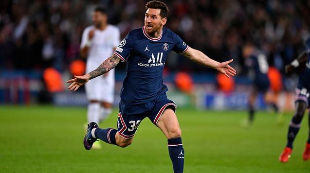 """Messi desafía a su """"creador"""" y mete primer gol con camisa del PSG"""