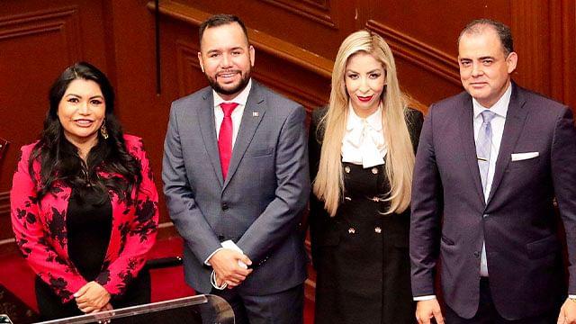 En Congreso, PT será garante de trabajo ordenado y en equipo: Reyes Galindo