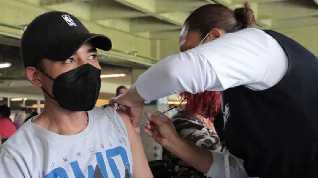 """""""No soy médico ni epidemiólogo"""", dice Pantoja a pregunta de la prensa"""