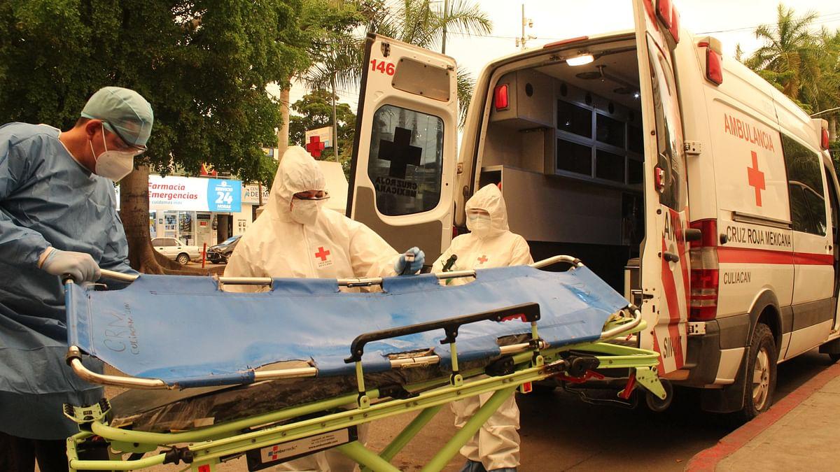 México reporta nueve mil 697 contagios de Covid-19 en 24 horas