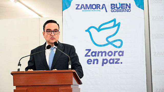 Construcción de la paz va de la mano con un Buen Gobierno: Carlos Soto