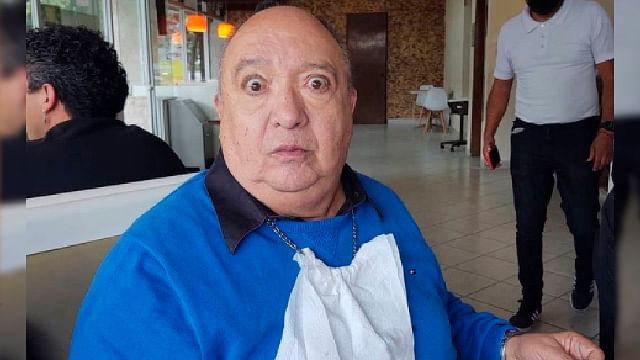 """Hospitalizan de emergencia a Luis de Alba """"Pirruris"""" por aparatosa caída"""