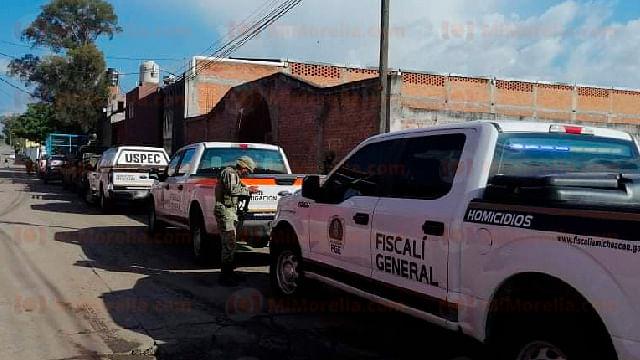Hallan a hombre y mujer muertos y con huellas de violencia en Morelia