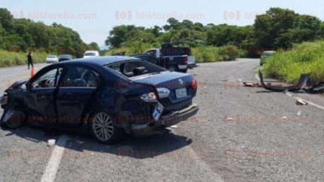 Muere sacerdote michoacano en accidente automovilístico en Guerrero