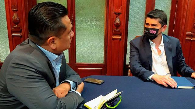Toño Ixtláhuac y Carlos Torres plantean proyectos en beneficio de los zitacuarenses