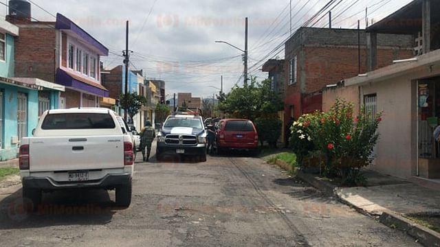 Hallan sin vida a adulto mayor en cuarto de vecindad, en Morelia