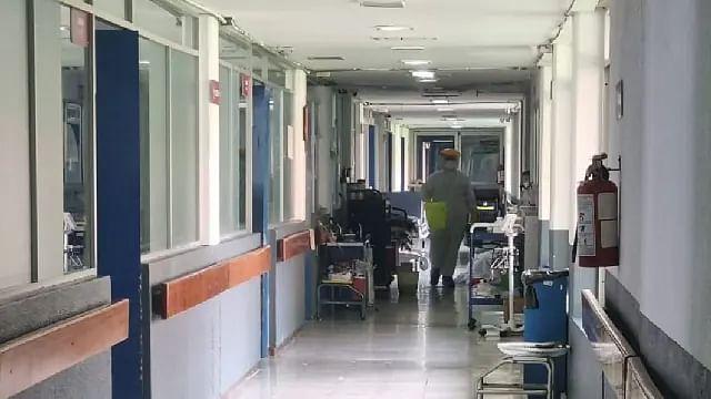 Ocupación hospitalaria en el hospital General de Uruapan, al 67.57%