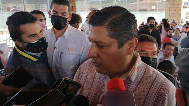 Cerca de 10 mil desplazados de Tierra Caliente han llegado a Uruapan