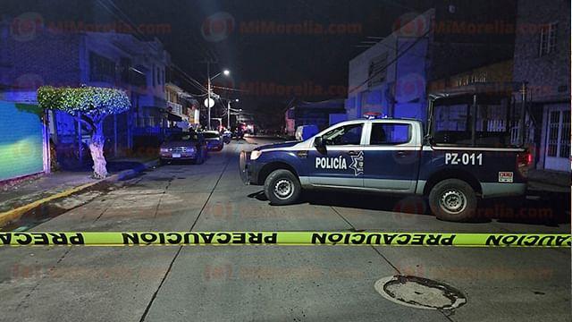 Delincuentes matan a trabajador de pizzería, en Zamora