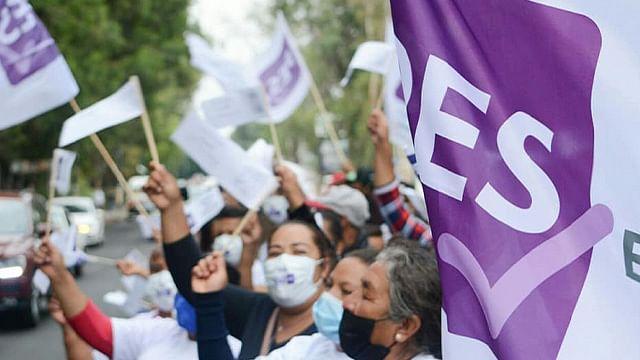 A renovación, partidos políticos en Michoacán