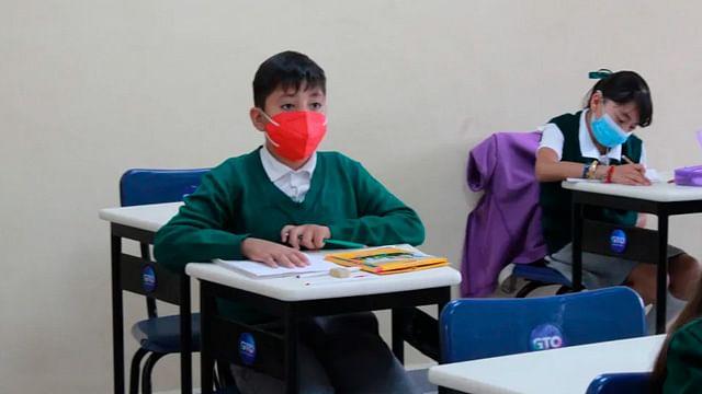 Sin registro de contagios de Covid-19 en escuelas de Michoacán: SSM