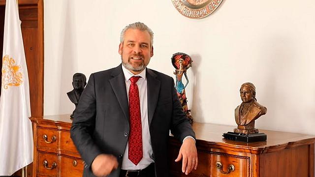 Michoacán trabajará de manera coordinada con AMLO: Ramírez Bedolla