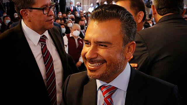 A Michoacán llegó la esperanza y la transformación: Fidel Calderón