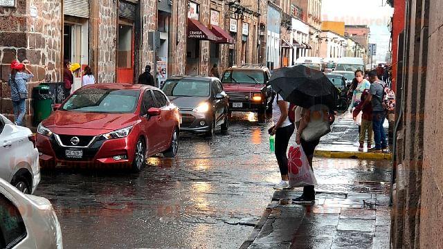 "Se acerca ""Rick"", provocará fuertes lluvias en territorio michoacano"