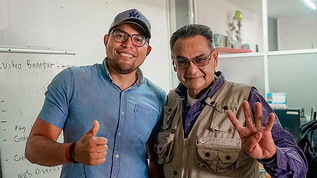 Uruapan: Entrega recepción en la Dirección de Comunicación Social