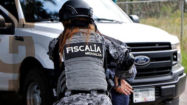 Esclarece FGE homicidio de comerciante en Morelia; ya hay un detenido