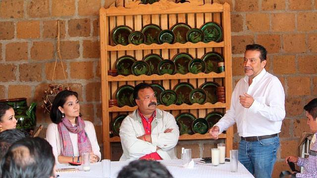Presidente de Pátzcuaro recibe a nuevo titular de Turismo de Michoacán