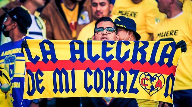 Club América celebra 105 años, entre amor y odio