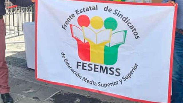 A integrantes del FESEMSS aún se les adeudarían bonos y prestaciones